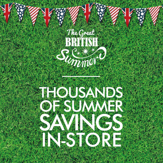 great british summer savings
